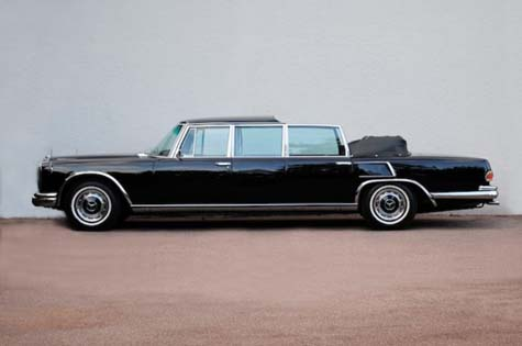the prodigal guide the definitive grosser limousine mercedes benz 600. Black Bedroom Furniture Sets. Home Design Ideas
